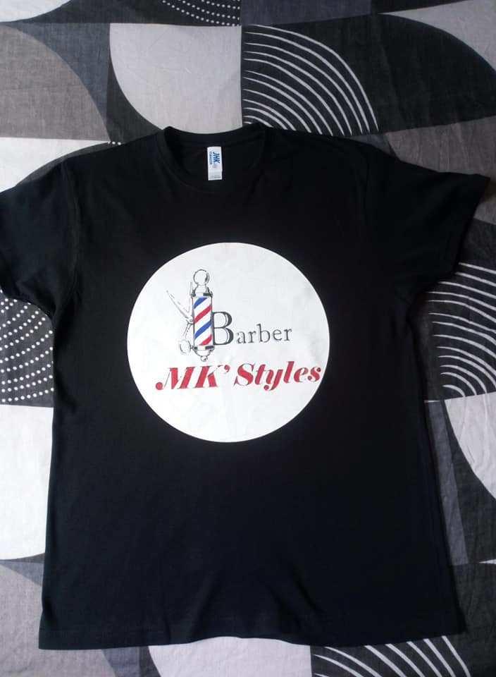 T-Shirt-Manches-Courtes